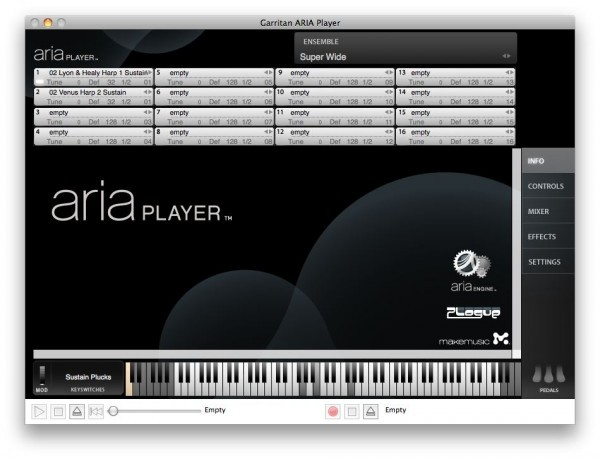 aria player 1.111