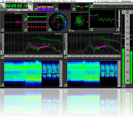 content sf x - SpectraFoo Standard