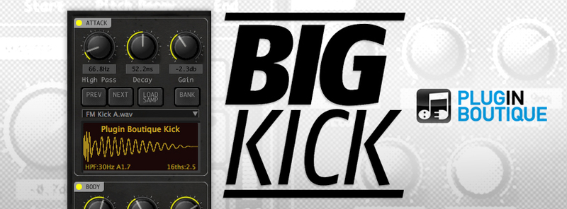 Plugin Boutique BigKick