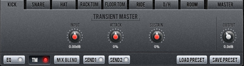 content transient master 3 - Ludwig Super Classic Kit - The Kontakt 5 Pack