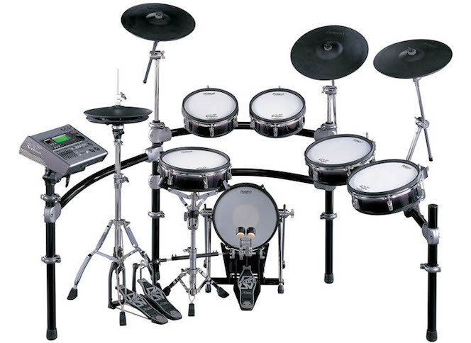 content roland v drums 15 - Ludwig Super Classic Kit - The Kontakt 5 Pack