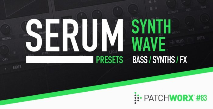 content loopmasters synthwave serum presets 700x358 - Xfer Serum+ Bundle