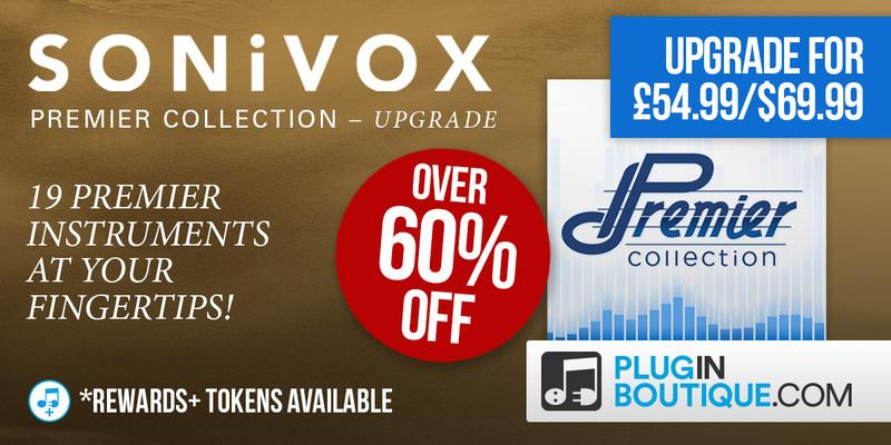 pluginboutique 에서 SONiVOX - Orchestral Companion Strings 1달러