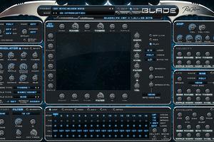 Music Radar review : Rob Papen Blade