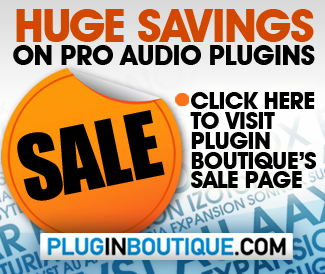 Huge Savings on Pro Audio Plugins at Plugin Boutique