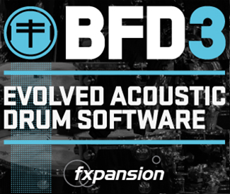 Fxpansion's BFD3 now available at Plugin Boutique