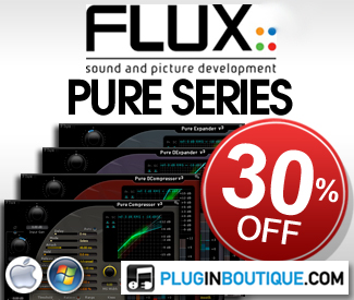 30% off Flux Pure Native Series