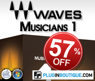 Waves Musicians 1 Sale