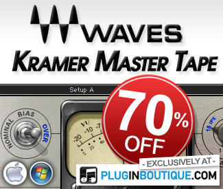 Waves Kramer Master Tape