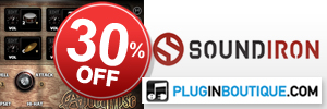 SoundIron Introductory Sale