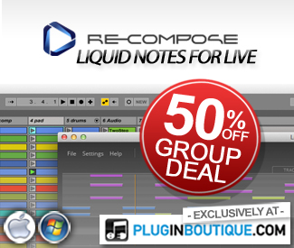 Liquid Notes for Live Facebook Giveaway