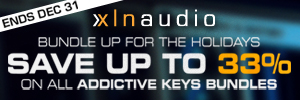 XLN Audio Addictive Keys Trio Bundle + Free iZotope Nectar Elements