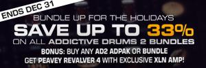 XLN Audio XXL Studio Bundle + Free Peavey Revalver