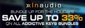 XLN Audio Addictive Keys Trio Bundle + Free iZotope Nectar Elements