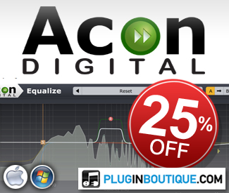 Acon Digital 25% Sale