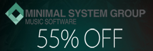 Minimal System Group February Sale