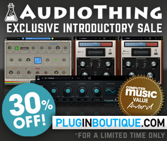 AudioThing 30% Sale