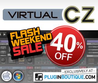 VirtualCZ 40% Sale