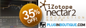 iZotope Nectar Production Suite
