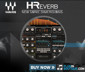 Waves H-Reverb Introductory Sale