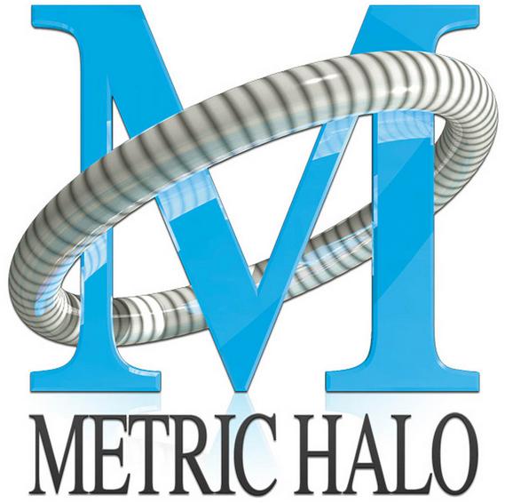 metric halo logo