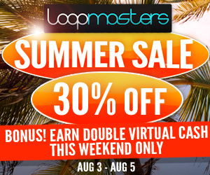 300 x 250 loopmasters summer sale 2015 bonus