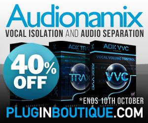 Audionamix Audio Extraction Tools Exclusive Sale