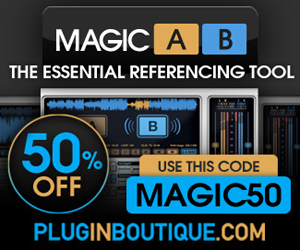 MagicAB Mastering Reference Tool Sale