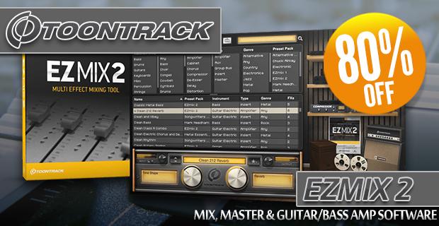 ToonTrack EZmix 2 Sale
