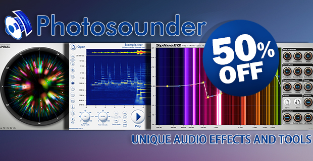 Photosounder Black Friday Exclusive Sale