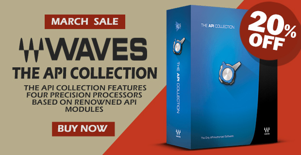 Waves api collection 620