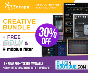 300x250 izotope creative bundle