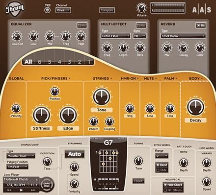 Strum Acoustic GS-1