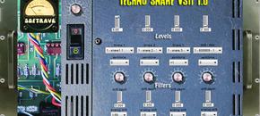Techno snare image original