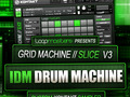 Grid Machine Slice - IDM Drum Machine