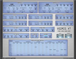 Osiris XT