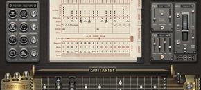 Virtual guitar op original