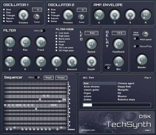 DSK TechSynth Pro