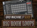 Grid Machine Slice - Big Room Loops
