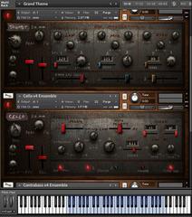 The Solino String Proto Ensemble MK 1