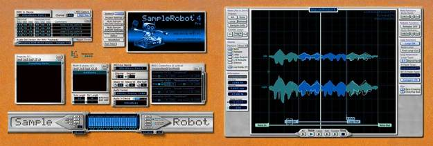 SampleRobot 4 Pro
