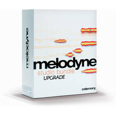 Melodyne Essential to Studio Bundle Upgrade