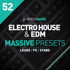 Electro House & EDM Massive Presets