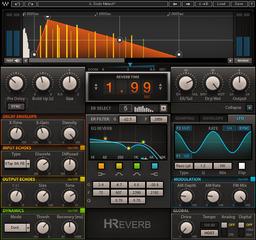 H-Reverb Hybrid Reverb