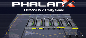 Expansion 7 freaky house banner