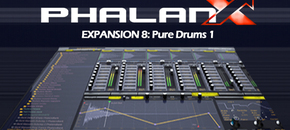 Expansion 8 pure drums 1 banner