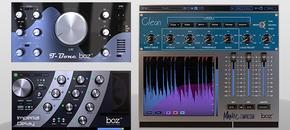 Boz digital labs mixing bundle pluginboutique