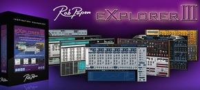 Rob papen explorer ii bundle