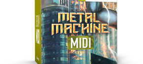 14metal machine midi