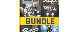 Rock metal guitar 6 pack pluginboutique